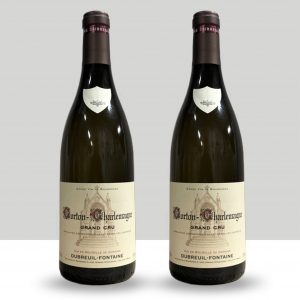 Batch of 2 - Corton-Charlemagne Grand Cru 2016, Domaine Dubreuil Fontaine