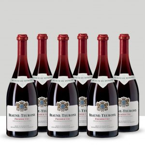 Batch of 6 Beaune-Teurons Premier Cru 2016, Château de Meursault
