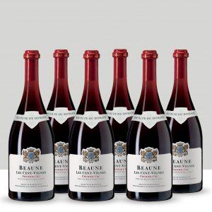 Lot de 6 - Beaune Premier Cru Les Cent-Vignes 2017, Château de Meursault