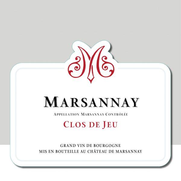 Marsannay Clos de Jeu, Château de Marsannay