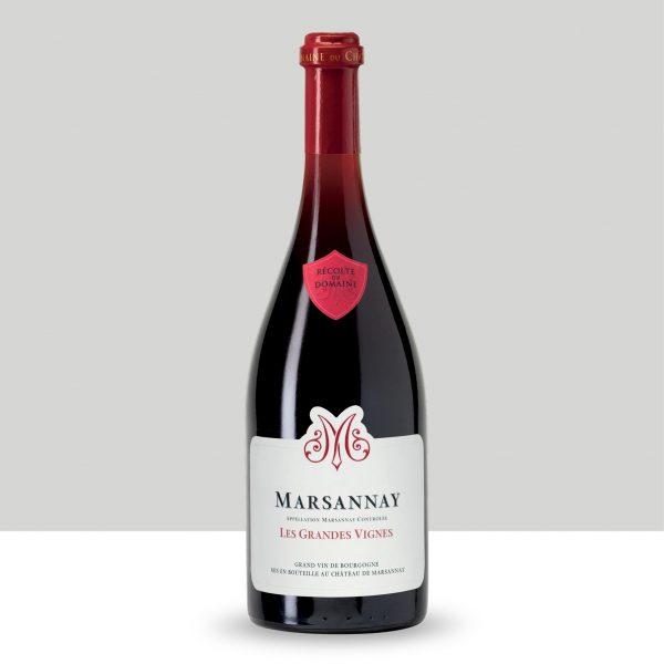 Marsannay Grandes Vignes, Château de Marsannay