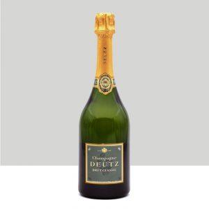 Champagne Brut classic, Deutz
