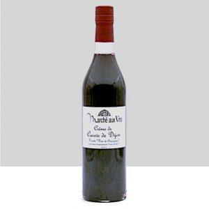 Crème de Cassis de Dijon, Marché aux Vins