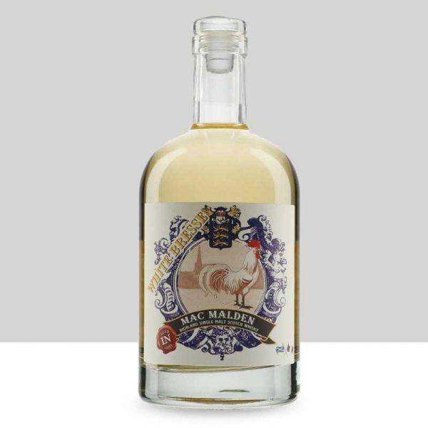 White Bresse Highland Single Malt Scotch Whisky, Mac Malden
