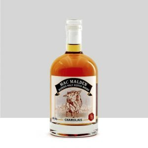 Charolais Blended Malt Scotch Whisky 12 ans d'âge, Mac Malden
