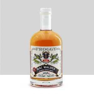 Froggy Blended Scotch Whisky, Mac Malden