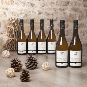 batch of 6 - Montagny Premier Cru, Les Terroirs 2018, Domaine Fabrice Masse