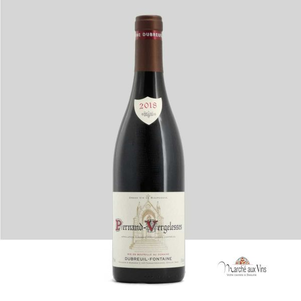 Pernand-Vergelesses red 2018, Domaine Dubreuil Fontaine