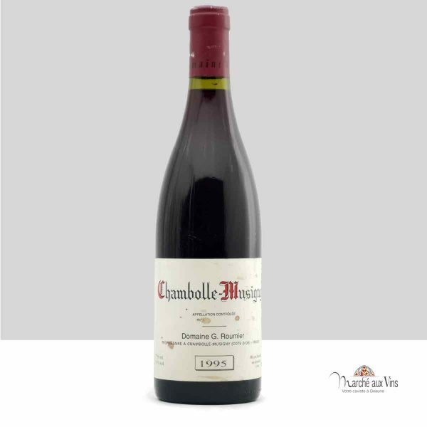 Chambolle Musigny 1995, Domaine Georges Roumier