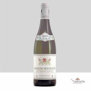 Chassagne-Montrachet Voillenots-Dessus 2019 blanc, Domaine Gilles Bouton et Fils
