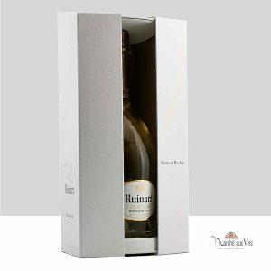 Coffret Champagne Blanc de Blanc, Ruinart