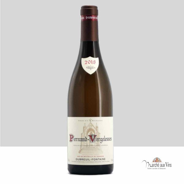 Pernand-Vergelesses 2018, Domaine Dubreuil Fontaine