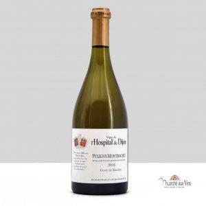 Puligny-Montrachet, Cuvée de Maizière 2016, vigne de l'Hospital de Dijon - Château de Marsannay