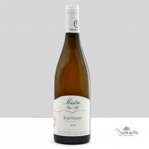 Santenay blanc 2018, Domaine Mestre Père et Fils