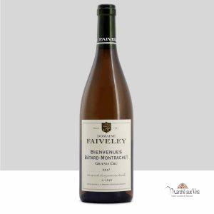 Bienvenues-Batard-Montrachet Grand Cru 2017, Domaine Faiveley