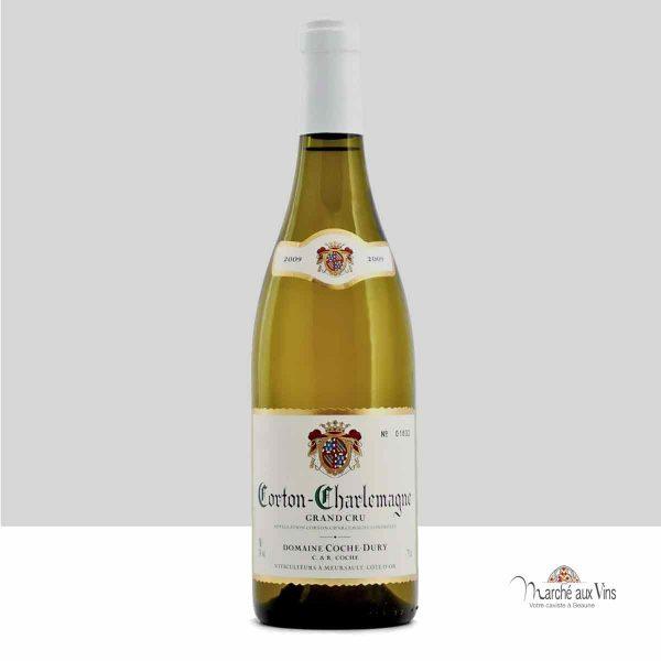 Corton-Charlemagne Grand Cru 2009, Domaine Coche-Dury