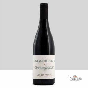 Gevrey-Chambertin Premier Cru Lavaut St Jacques 2014, Domaine Claire et Stéphane Follin-Arbelet