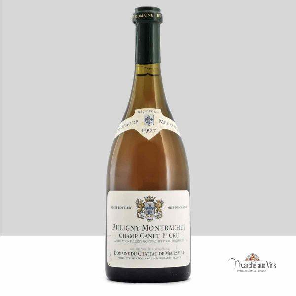 Puligny Montrachet Premier Cru Champ-Canet 1997, Château de Meursault