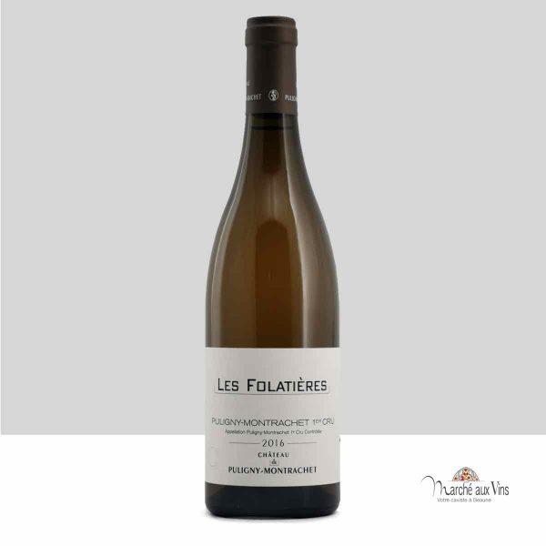 Puligny-Montrachet Premier Cru Folatieres 2016, Domaine De Montille