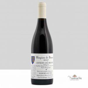 Savigny-Lès-Beaune Premier Cru, Hospices de Beaune, Cuvée Fouquerand 2017