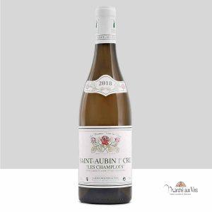 Saint-Aubin Premier Cru Les Champlots blanc 2018, Domaine Gilles Bouton et Fils