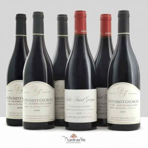 Set 6 bottles Nuits Saint-Georges Premier Cru