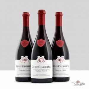 Set of 3 - Gevrey Chambertin Vieilles Vignes 2018, Château de Marsannay