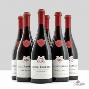 Lot de 6 - Gevrey Chambertin Vieilles Vignes 2018, Château de Marsannay