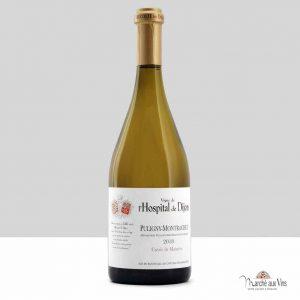 Puligny-Montrachet, Cuvée de Maizière 2018, vigne de l'Hospital de Dijon - Château de Marsannay