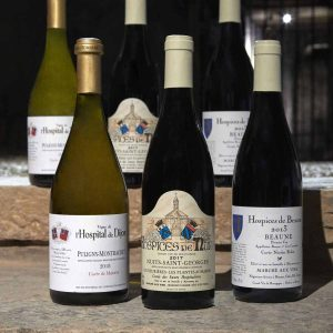 Set of 6 bottles – Discovery of the Hospices