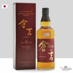 Whisky Kurayoshi 12 Years Old, Matsui
