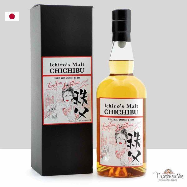 Whisky Malt Chichibu, Ichiro's