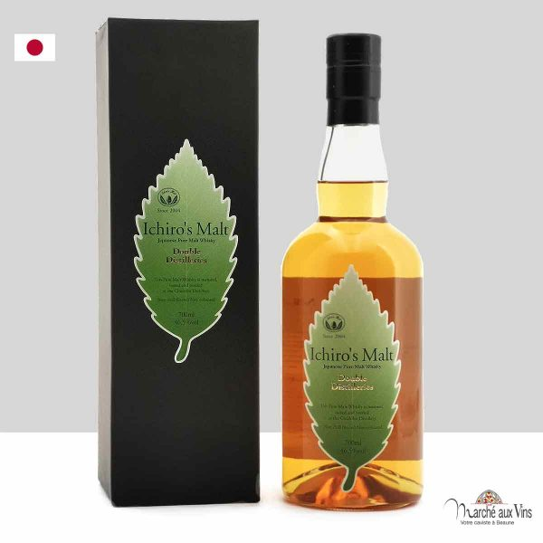 Whisky Malt Double Distilleries, Ichiro's