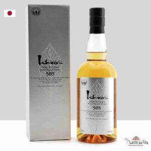 Whisky Malt & Grain World Blended, Chichibu-Ichiro's