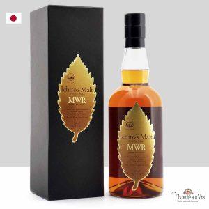 Whisky Malt Mizunara Wood Reserve, Ichiro'S