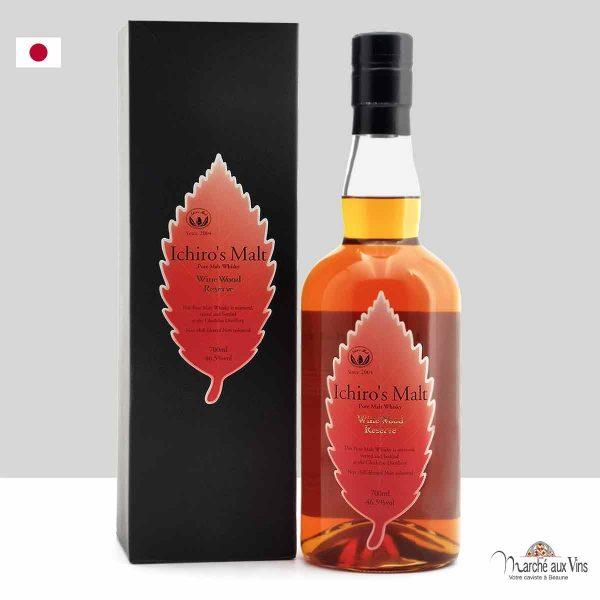Whisky Malt Wine Wood Reserve, Ichiro'S
