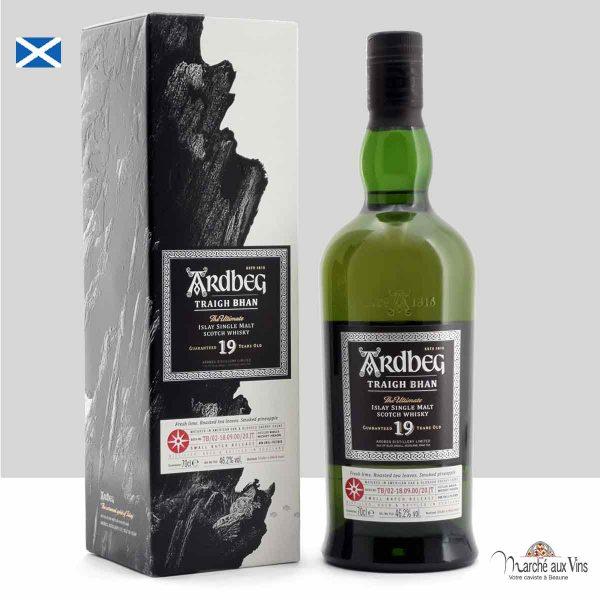 Whisky Traigh Bhan 19 Years, Ardbeg