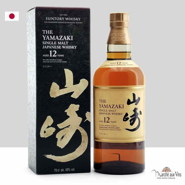 Whisky Yamazaki 12 Years, Yamazaki