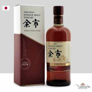 Whisky Yoichi Sherry Wood Finish Nikka, Yoichi