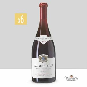 Lot de 6 -Aloxe-Corton 2018, Château de Meursault