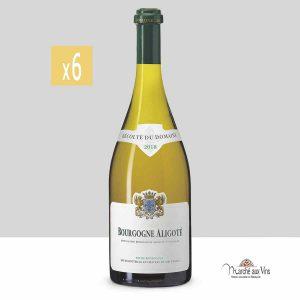 Lot de 6 -Bourgogne Aligoté 2018, Château de Meursault