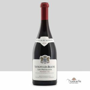 Savigny Peuillets Premier Cru 2018 rouge, Château de Meursault