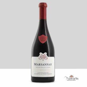 Marsannay rouge 2018, Château de Marsannay