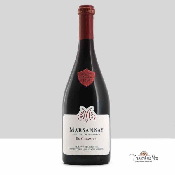 Marsannay Es Chezots 2019, Château de Marsannay