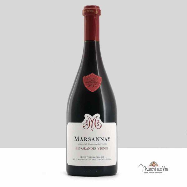 Marsannay Grandes Vignes 2019, Château de Marsannay