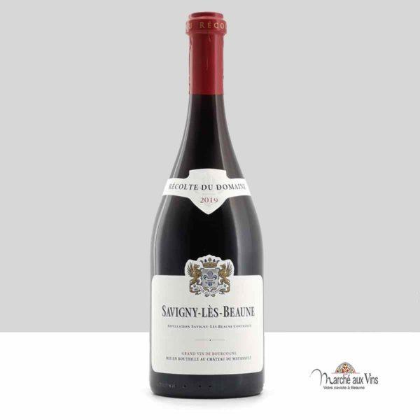 Savigny-Lès-Beaune rouge 2019, Château de Meursault